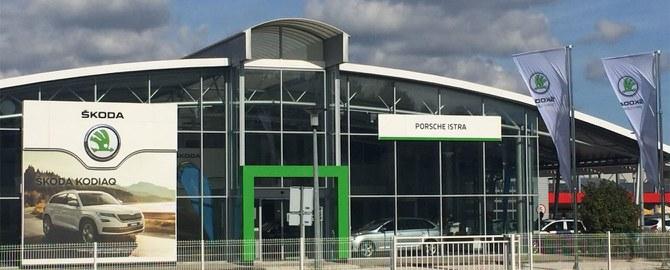 Porsche Inter Auto d.o.o. Istra